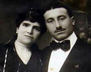 Virgina-e-Giustiniano-Lebano