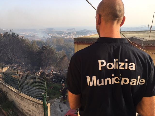 LA POLIZIA LOCALE CONTRO L'ABUSIVISMO EDILIZIO.