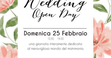 """A VILLA MAZZARELLA : """" WEDDING OPEN DAY """""""