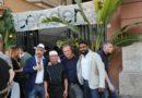 Entusiasmo per l'inaugurazione del nuovo TENDER a Mergellina,