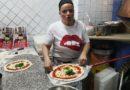 """Visita alla Pizzeria """" Le figlie di Iorio """" con Teresa Iorio"""