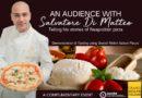 LONDRA ATTENDE LA PIZZA DI SALVATORE DI MATTEO!
