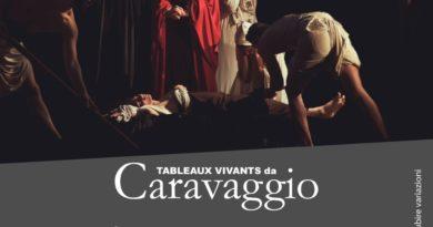 """"""" I TABLEAUX VIVANYS DA CARAVAGGIO."""