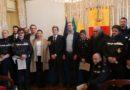 A  Palzzo San Giacomo conferiti encomi al Gruppo Ambientale della Polizia Locale.
