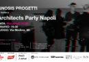 ArchitectsParty:  un campari in terrazza da gnosis  Mercoledì 22 maggio ore 19-21