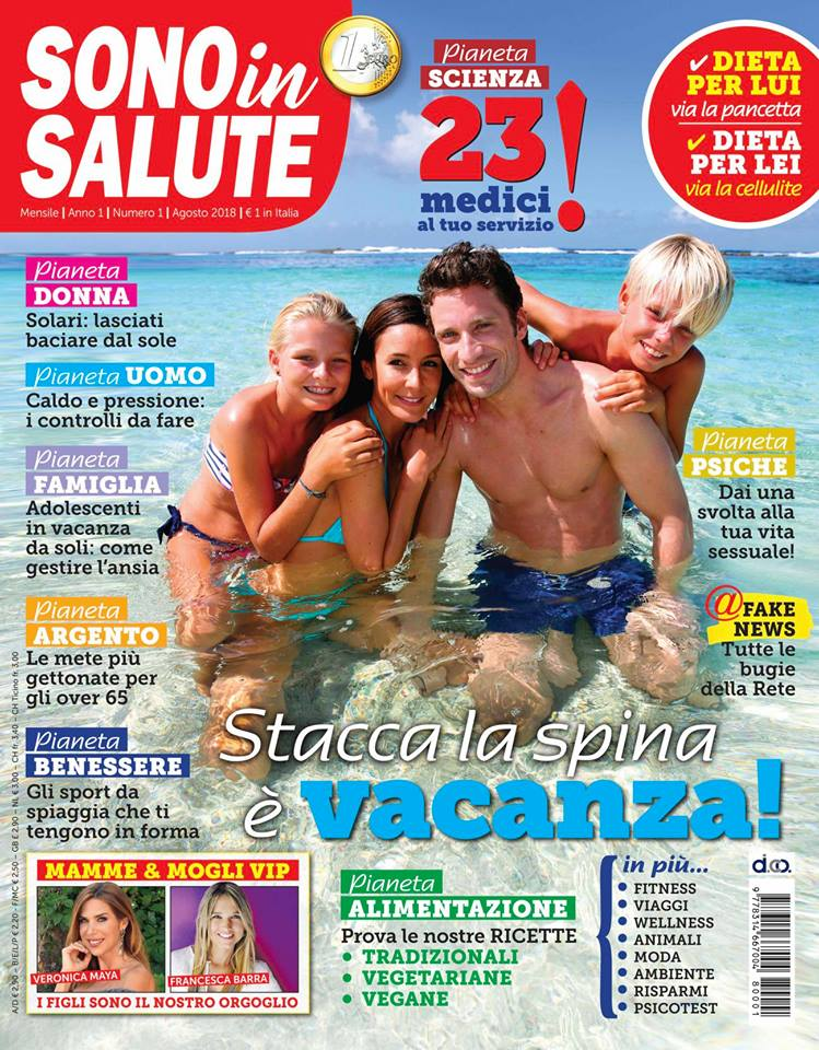 Con Sono In Salute Un Universo Di Consigli Per Il Benessere Di Tutta La Famiglia Terronian Magazine