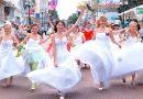 Martedì 7 luglio: flashmob di protesta delle Spose a  Fontana di Trevi (ore 11.15) e Piazza di Spagna (11.45)