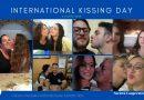 6 luglio #WORLD KISSING DAY Il bacio ai tempi del Coronavirus è più difficile ma più prezioso