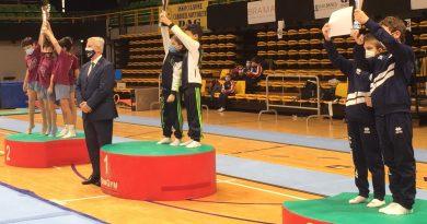 Ginnastica, titolo tricolore per il C.G.A Stabia di Angelo Radmilovic  Russo e Coppola trionfano, ai piedi del podio Ghezzi, Cammarota e Ambrosino