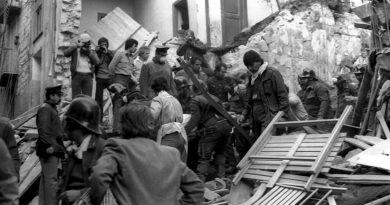 ASSESSORE DE KAJO :  SISMA80 –La mostrain occasione del quarantennale del terremoto dell'Irpinia