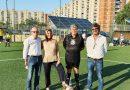 Grande festa per la finale del Mundianapoli 2021, il torneo di calcio giovanile promosso dalla Fondazione Cannavaro Ferrara in collaborazione con la scuola calcio Arci Uisp Scampia.