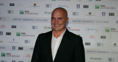 A PALAZZO REALE ASSEGNATI I NASTRI D'ARGENTO PER LE GRANDI SERIE TV.