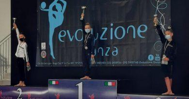 Ginnastica Ritmica, le nuove campionesse regionali allieve